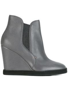 wedge ankle boots Santoni