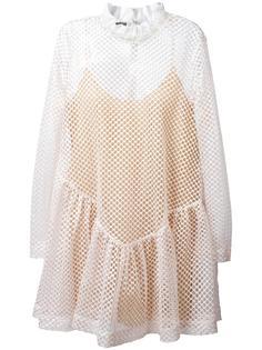 сетчатое платье  Jourden
