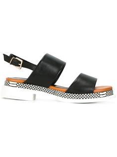 Camas sandals Robert Clergerie