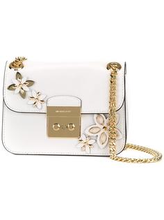 сумка через плечо Flowers Michael Michael Kors