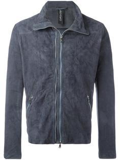 zipped bomber jacket  Giorgio Brato