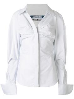 рубашка в полоску Jacquemus