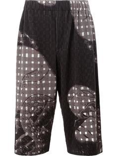 elasticated waistband shorts Homme Plissé Issey Miyake