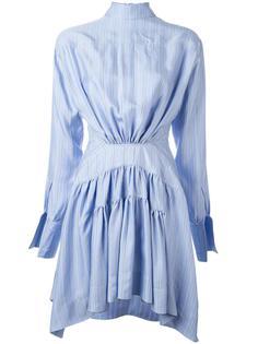 драпированное платье J.W.Anderson