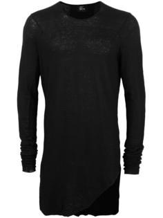 Intarsia T-shirt Lost & Found Ria Dunn