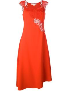 платье с элементом макраме Jonathan Simkhai