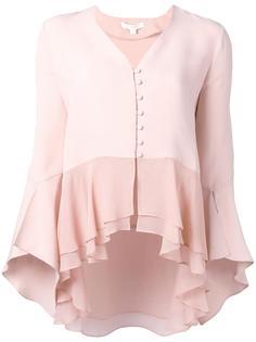 блузка с V-образным вырезом Jonathan Simkhai