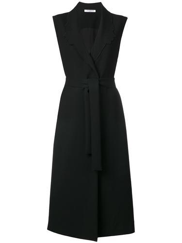 sleeveless belted coat Vivetta