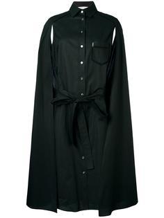 платье-рубашка в стиле кейп Veronique Branquinho