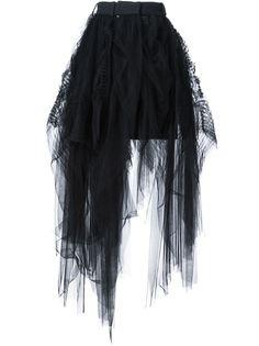 юбка из тюля  Vera Wang