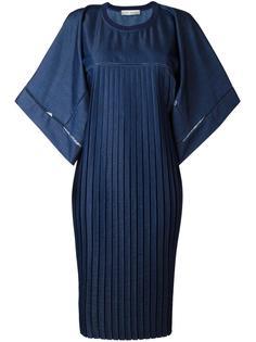 oversized pleated dress  Veronique Branquinho
