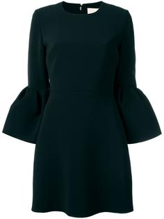 flared sleeve dress Roksanda