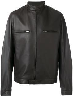 байкерская куртка  Loro Piana