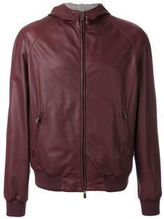 двухсторонняя куртка-бомбер  Loro Piana