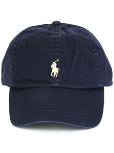 кепка с вышивкой логотипа Polo Ralph Lauren