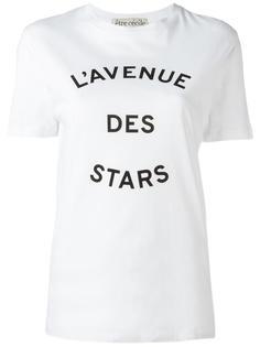 футболка LAvenue Des Stars Être Cécile