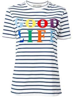 футболка с принтом good life Être Cécile