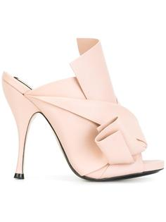 tie knot sandals Nº21