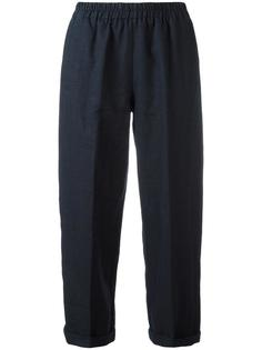 straight cropped trousers Forte Forte