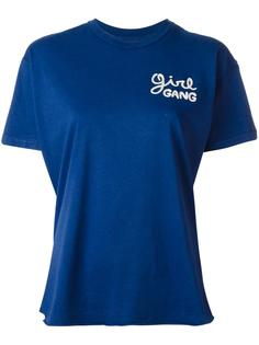 футболка Girl Gang Sandrine Rose