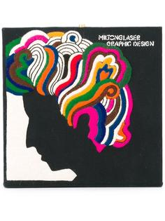клатч Milton Glaser Graphic Design Olympia Le-Tan