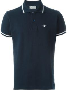 классическая футболка-поло   Dior Homme