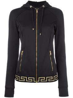 Greca band hoodie Versace