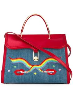 сумка-тоут Marguerite с вышивкой Olympia Le-Tan