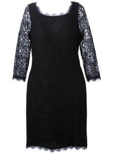 платье из кружева Zarita Diane Von Furstenberg