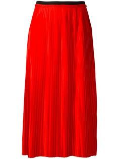 Miqiau pleated skirt By Malene Birger