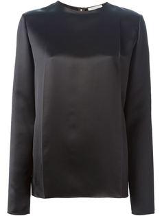 блузка с длинными рукавами Nina Ricci