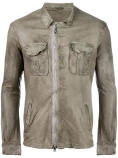 zip up jacket Giorgio Brato