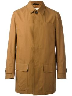 Lawford patch pockets coat Oliver Spencer