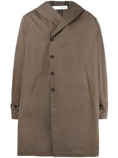 hooded coat Isabel Benenato