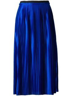 Miqiau pleated skirt By Malene Birger