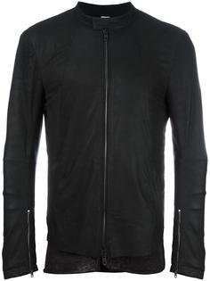 кожаная куртка на молнии Isabel Benenato