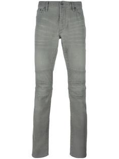 джинсы кроя слим John Varvatos