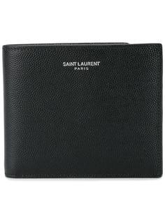 классический бумажник Saint Laurent