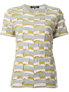 футболка с принтом  Junya Watanabe Comme Des Garçons
