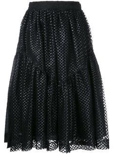 плиссированная юбка  Jourden