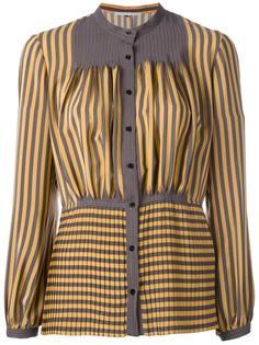 рубашка в полоску Marco De Vincenzo