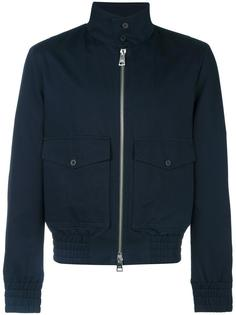 куртка с воротником-стойкой Ami Alexandre Mattiussi