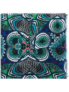 платок с абстрактным узором Etro