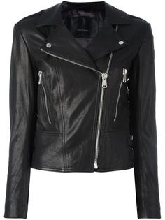 leather jacket Belstaff