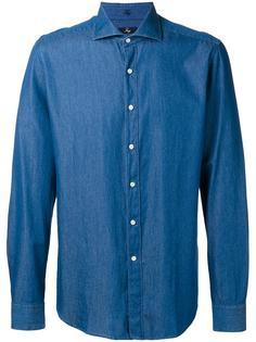 рубашка из шамбре Fay