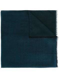 шарф с необработанными краями Z Zegna