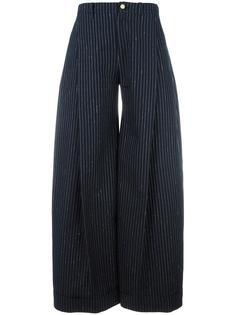 striped palazzo pants Jacquemus