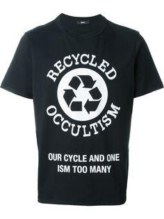 футболка Occultism Yang Li