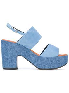 platform sandals  Robert Clergerie