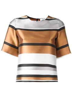 metallic boxy T-shirt Blugirl
